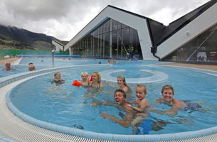 Swimming Fun At The Therme Amad 233 In Altenmarkt